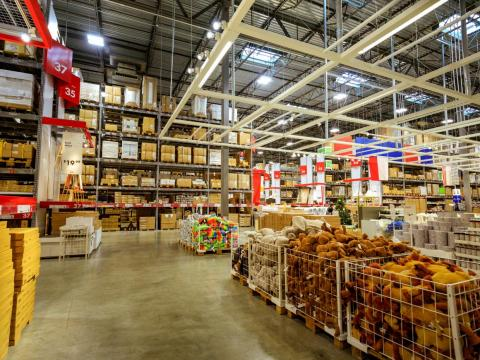 IKEA's first international outpost was in Norway.