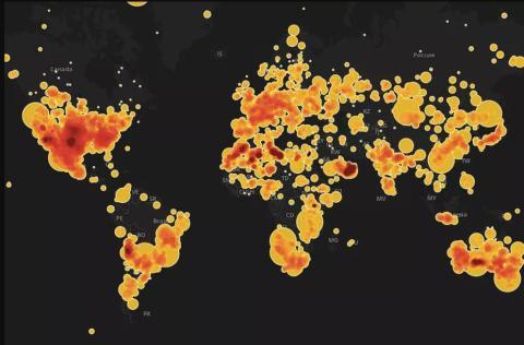 impacto meteoritos en la tierra