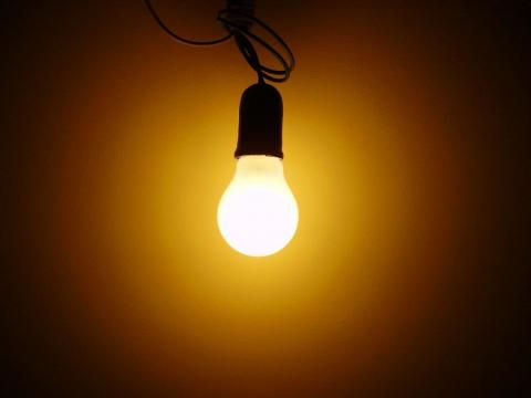 Incandescent light bulbs are already on their way out.