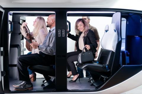 El interior será completamente modificable para cada operador, dependiendo de en qué forma quieran servir a sus clientes.