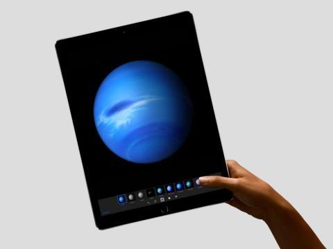 iPad tendrá nuevos gestos para copiar y pegar y otras acciones.