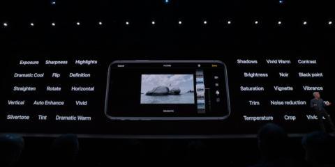 iPhone va a tener mejores herramientas de edición para fotos y vídeos