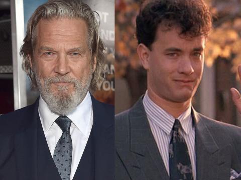 Jeff Bridges and Tom Hanks.