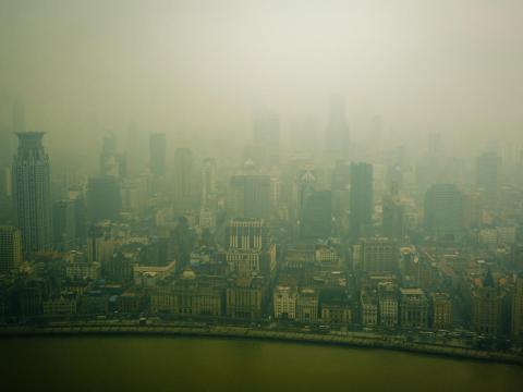 Sólo espero que si viajas a la torre no te toque un día de niebla