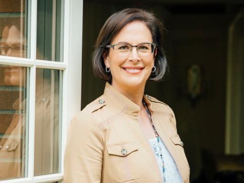 Kathleen Hogan, responsable de Recursos Humanos de Microsoft