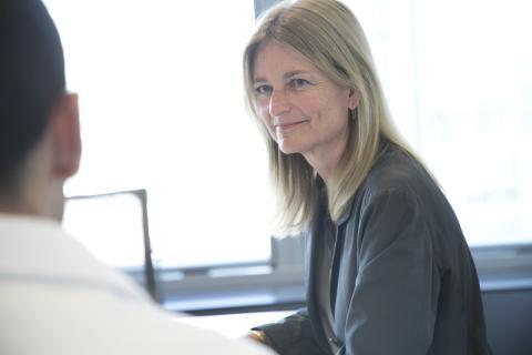 Laura Ros, directora General de Volkswagen España