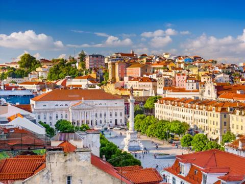 Lisbon, Portugal, has an emerging startup scene thanks to accelerator funding and plenty of coworking spaces.