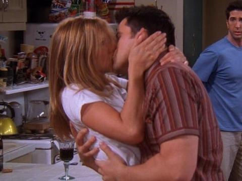 Rachel and Joey may have been able to get past their lack of sexual chemistry if both of them were patient.