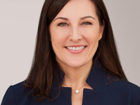 Lori Goler, jefa del departamento de Recursos Humanos