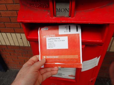 LoveFilm te permitía alquilar DVDs por correo.