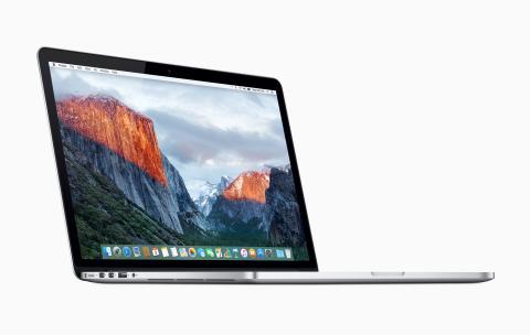 Un MacBook Pro de Apple.