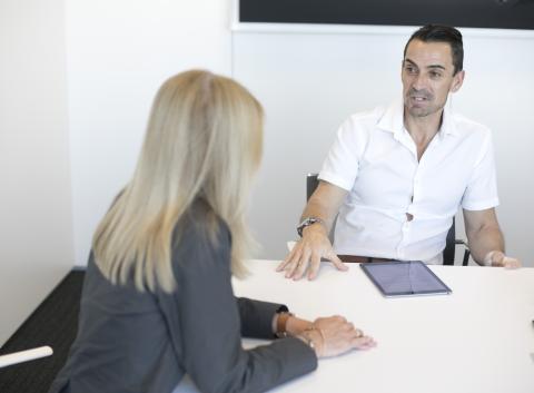 Manuel del Campo, CEO de Axel Springer España