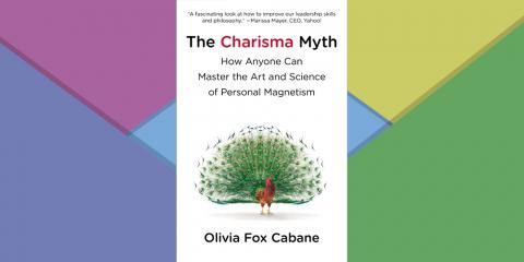"Marissa Mayer, Laura Lang: ""The Charisma Myth: How Anyone Can Master the Art and Science of Personal Magnetism"""