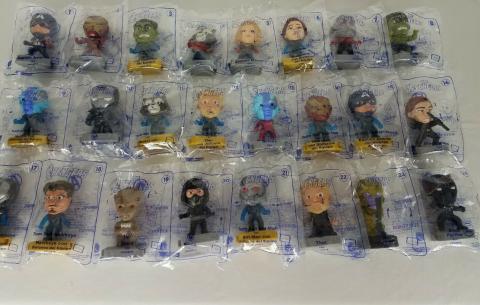 Marvel Avengers Endgame Complete Collectors