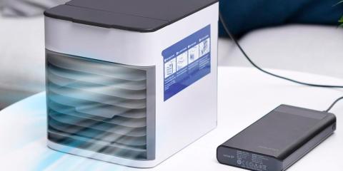 El mejor aire acondicionado portátil pequeño