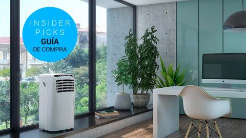 Los mejores aires acondicionados portátiles que puedes comprar