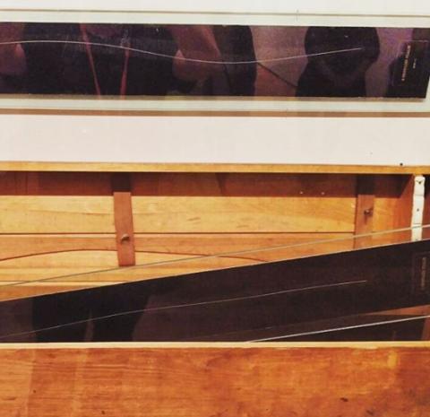 Metro - Marcel Duchamp