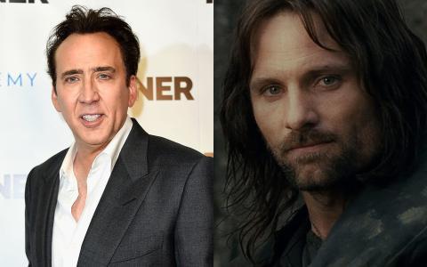 Nicolas Cage y Viggo Mortensen