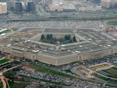 No se permite hacer fotos en el Pentágono