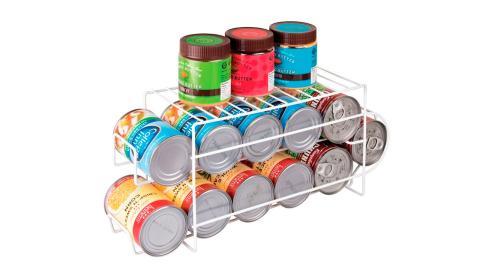 Organizador de latas (45,5 cm x 14,8 cm x 20,2 cm) MetroDecor