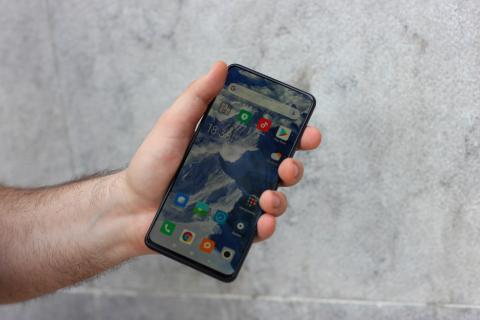 Pantalla del Xiaomi Mi T9