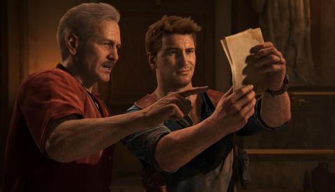 Película de Uncharted - El poster fan que coloca a Chris Hemsworth como Sully