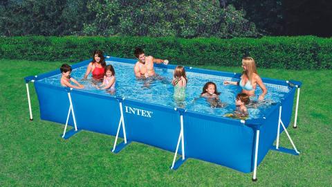 La piscina desmontable más vendida en Amazon España tiene más de 600 opiniones