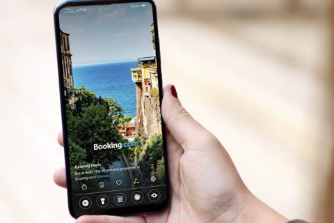 Publicidad en los móviles de Huawei