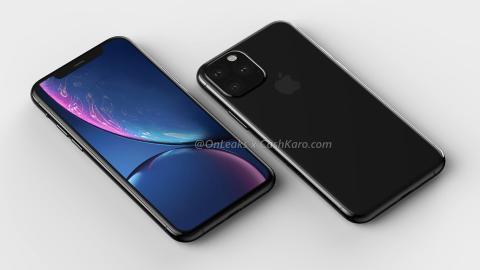 recreación de nuevos iPhone 2019