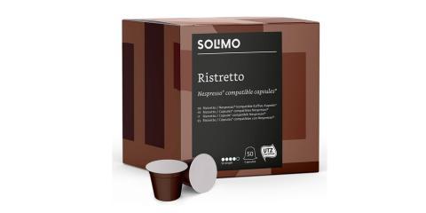 Ristretto Solimo Nespresso 100cápsulas