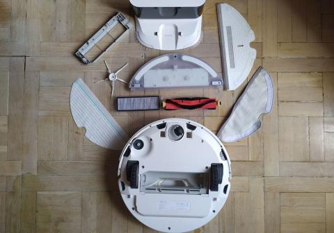 Roborock S6 accesorios