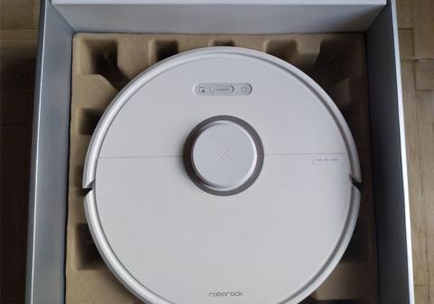Roborock S6 caja