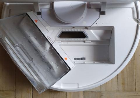 Roborock S6 limpieza