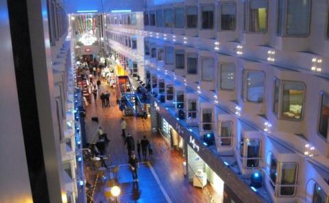 Royal Promenade crucero