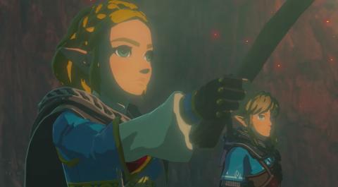 Secuela de Zelda Breath of the Wild