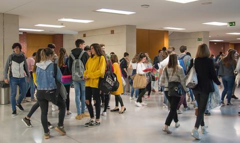 Selectividad en la Universidad de Cantabria
