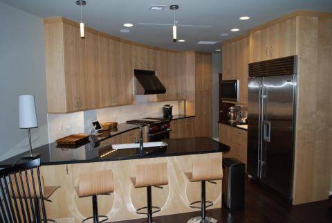 Un apartamento es relativamente pequeño, tiene 554 metros cuadrados.