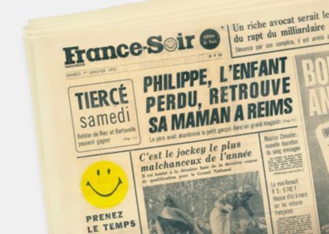 Smiley en la prensa