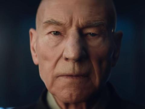 """Star Trek: Picard"" (CBS All Access)"