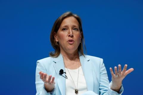 Susan Wojcicki YouTubeki