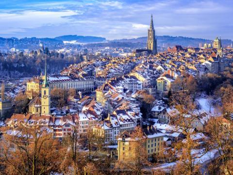 Switzerland - Level 1: Exercise normal precautions