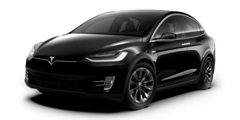 Tesla Model X de 2018