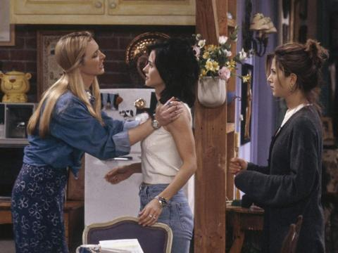 "There's a lot that viewers can learn about relationships from ""Friends."""
