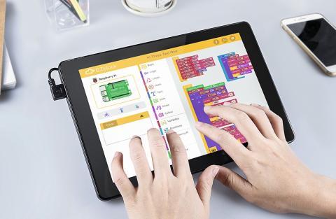 Tablet con Raspberry Pi
