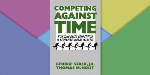 "Tim Cook: ""Competing Against Time"""