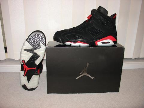 Unas zapatillas Air Jordan