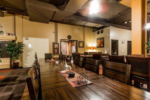 """El sitio web de Vivos compara el refugio con """"un hotel de 4 estrellas muy confortable""""."""