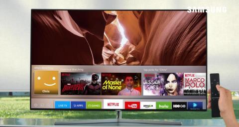 Watch Netflix on a smart TV
