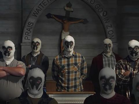 """""""Watchmen"""" (HBO)"""