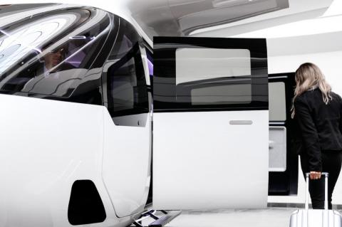"""""""Aunque la cabina puede resultar minimalista en algunos aspectos, está diseñada específicamente para su misión"""", dijo el equipo que se ha encargado del diseño, para el que la seguridad es primordial, han asegurado."""